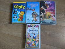 Kids VHS Tape Bundle X7