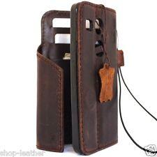 genuine retro leather case fit LG Nexus 5X wallet book cover 5 x barcket slim