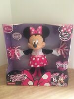 """Fisher-Price """"Disney Cheerin' Minnie Mouse"""" NEW Factory Sealed Item"""