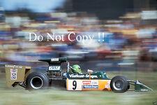 Reine Wisell Stuck March 741 Swedish Grand Prix 1974 Photograph