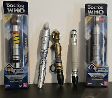 More details for doctor who sonic screwdriver bundle (3rd, 8th, 9th, 13th & river song)