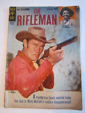 1964 THE RIFLEMAN COMIC BOOK & 1969 TOWER OF SHADOWS - NICE CONDITION - RH-3
