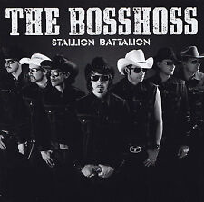 THE BOSSHOSS - CD - STALLION BATTALION