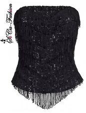 Trägerlose Damenunterwäsche mit Vollbrust-Ausführung für glamouröse Anlässe