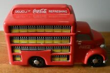 2006 used Coke Coca-Cola Cookie Jar Delivery Truck By Gibson