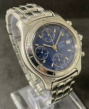 Men's PHILIP WATCH - RAFTER Chronograph Swiss Stainless Steel Valjoux 7750