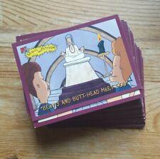 Beavis & Butt-Head Trading Cards - MTV - Fleer Ultra - 1994 - Various