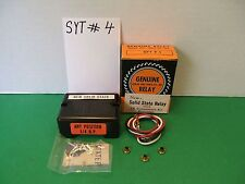 *NEW* GENUINE SOLID STATE RELAY SYT-4 WITH TK CONVERSION KIT