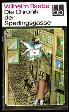 Raabe, Wilhelm; Die Chronik der Sperlingsgasse, 1980 - bb 439