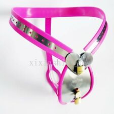 Pretty Sexy Male Chastity Belt Sissy New Designed Device Stainless Steel Lock