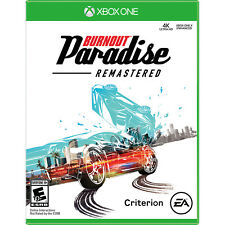 Burnout Paradise: Remastered Xbox One [Brand New]