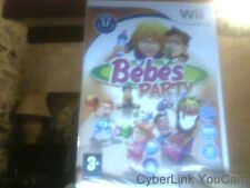 Jeu Wii Bebes Party