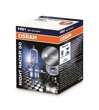OSRAM HS1 Night Racer 50% 12V 35/35W PX43t Motorrad Scheinwerfer 64185NR5