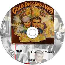 Gold Diggers of 1933 Ginger Rodgers Joan Blondell LeRoy  Musical DVD