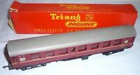 "TRIANG OO GAUGE BR 9"" COMPOSITE COACH M24001 R321 BOXED"