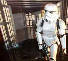 SIDESHOW HOT TOYS****1 STAR WARS MIRROR STORM-TROOPER**** Please read info*