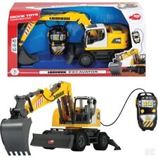 Dickie Spielzeug Remote Control Liebherr R918 Excavator Model Toy Christmas Gift