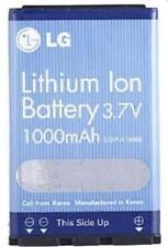 LG Lithium Ion Battery 3.7V 1000mAh Verizon LG VX3200 VX4700 VX6100 A1000E