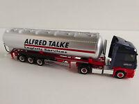 Mercedes-Benz Actros Streamspace1/87 H0 Herpa 305716 Semirremolque Silo Alfred