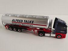 1/87 Herpa MB Actros Alfred Talke Streamspace Silo-sz 305716