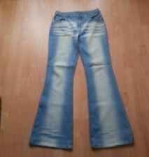 Jeans blau Gr. 32