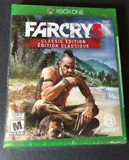 Xbox one Far Cry 3 Used game in good condition however case is cracked