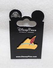 "Walt Disney Pin Trading 2012 Pinnochio ""Yellow Hat With Feather�"