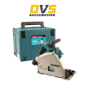 MAKITA DSP600ZJ DSP600ZJ TWIN 18V LXT CORDLESS PLUNGE SAW 165MM WITH MAKPAC 4