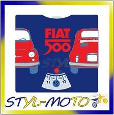 FIDO01 FIAT 500 DISCO ORARIO FIAT UFFICIALE ORIGINALE