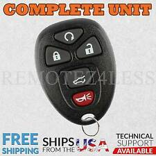 Replacement for Buick Cadillac Chevy GMC Entry Keyless Remote Car Key Fob 5b Suv