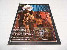 Blakes 7 No. 16 (1983, Marvel Comics) VF8.0! Rare high grade British Sci-Fi mag
