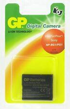GP Akku für Sony NP-BG1/FG1 (Li-Ion, 3,7V, 910 mAh)