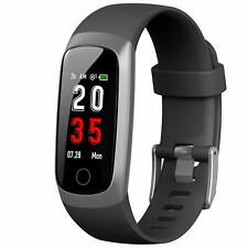 Trswyop Bracelet Activity Smart, with Heart Rate Monitor & Blood Pressure Watch