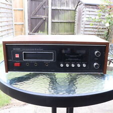 More details for sharp rt-811e solid state 8 track recorder rare vintage