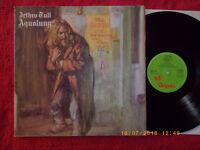 Jethro Tull - Aqualung       German Chrysalis LP grünes Label