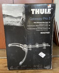 Thule Gateway Pro 3 Trunk Bike Rack (900700) Open Box