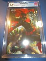 Detective Comics #1027 Artgerm Lau Variant CGC 9.8 NM/M Gorgeous Gem Batman Wow