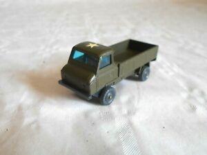 Husky toys Forward control land rover army series corgi