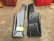 NOS 1969 1970 FORD MUSTANG & SHELBY TRUNK FLOORS PAIR