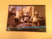 2013 Star Wars Galactic Files 2 # WM-1 You don't need to see His Identification