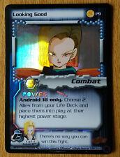 LOOKING GOOD [Near Mint] P9 GKI Cell Promo Dragon Ball Z Ccg Tcg Dbz Score