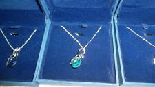 Swarovski Crystal  Necklace 18K  Gold Plated Brand New with Retail Box and Bag