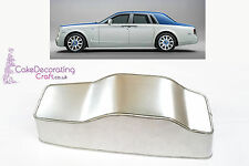 3D Novelty Cake Baking Tins and Pans | Rolls Royce Cake Shape