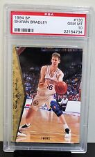 1994 UPPER DECK SP # 130 Shawn Bradley PSA 10 GEM MT PSA # 22154734   2 PSA 10s
