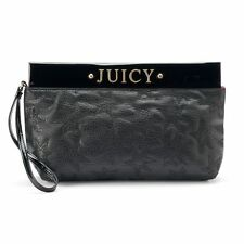 New Authentic Juicy Couture Star Novelty Clutch Wallet with Wrist Strap