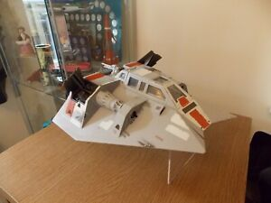 star wars figures snowspeeder two seater made by hasbro