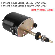 For Land Rover Series 1 & 2 Windscreen Wiper Motor Bearmach RTC3866 519900