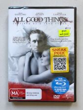 All Good Things - Ryan Gosling (DVD, 2011) Region 4- NEW & SEALED