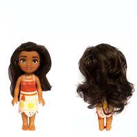 Creative Magic Action Figure PVC Moana Princess Action Model Figure Girls Gift