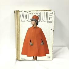 70's Vintage Vogue Sewing Patterns Retail Counter Book March 1970 #305